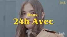 24h avec Claire Laffut