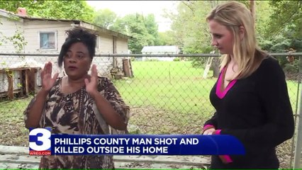 Neighbor Tried to Revive Neighbor Fatally Shot in Front of His Own Home