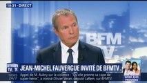 """""""La sécurisation des quartiers doit se faire aussi avec les travailleurs sociaux et les bailleurs sociaux"""", affirme Jean-Michel Fauvergue"""