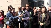 Avukatlık bürosunun bulunduğu binaya silahlı saldırı - ESKİŞEHİR