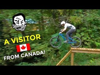 Whistler Local visits the Southeastern USA | Downhill MTB with Jordan Boostmaster
