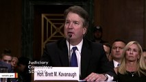 Senate Judiciary Committee Approves Kavanaugh Nomination In Friday Vote