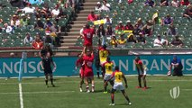 RWC7s UPDATE   Catch up on all the highlights from the men's first session on day one of Rugby World Cup Sevens #RWC7s including highlights from our 35 - 10