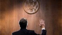 Senate Judiciary Committee Sets Vote On Kavanaugh Nomination