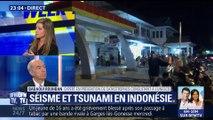 Séisme et tsunami en Indonésie