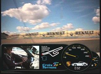Votre video de stage de pilotage  B055240918CT0015
