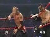 WWE RAW Evolution vs Rated RKO   Umaga - 12 10 07