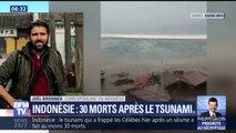 Indonésie: au moins 30 morts après le tsunami