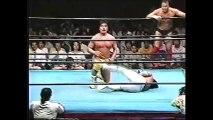 Daisuke Ikeda/Hiroshi Hase vs Kentaro Shiga/Tsuyoshi Kikuchi  (All Japan July 13th, 1997)