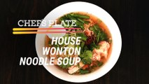 Wonton Noodles Remixed from A Chinese-American Chef (Chef's Plate Ep. 5)