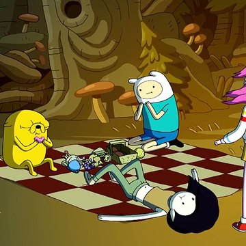 Adventure Time | Stakes Part 7: Checkmate | Cartoon Network