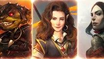 Pathfinder : Kingmaker - Bande-annonce de lancement