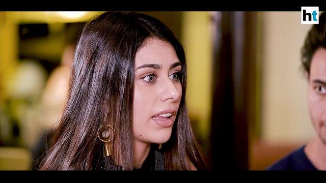 Loveyatri's Aayush Sharma, Warina Hussain talk nepotism and #MeToo movement in Bollywood