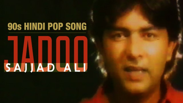 Jadoo | Sajjad Ali | 90s Hindi Pop Songs | Archies Music