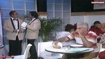 Os Trapalhões - Didi e  Dedé trabalhando no Restaurante da Globo.(Inédito)