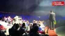 VIDEO. Tours : le festival international du cirque à la Gloriette