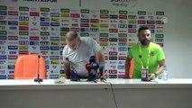 Aytemiz Alanyaspor-Akhisarspor maçının ardından - ANTALYA