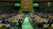 Syria At The UN: Coalition Led By U.S. Supports Terrorism