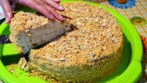 Торт Наполеон. Мой любимый рецепт.
