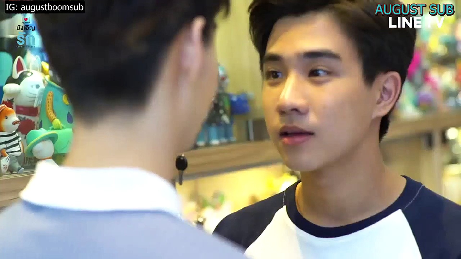 [INDO SUB] Love By Chance The Series Ep  8