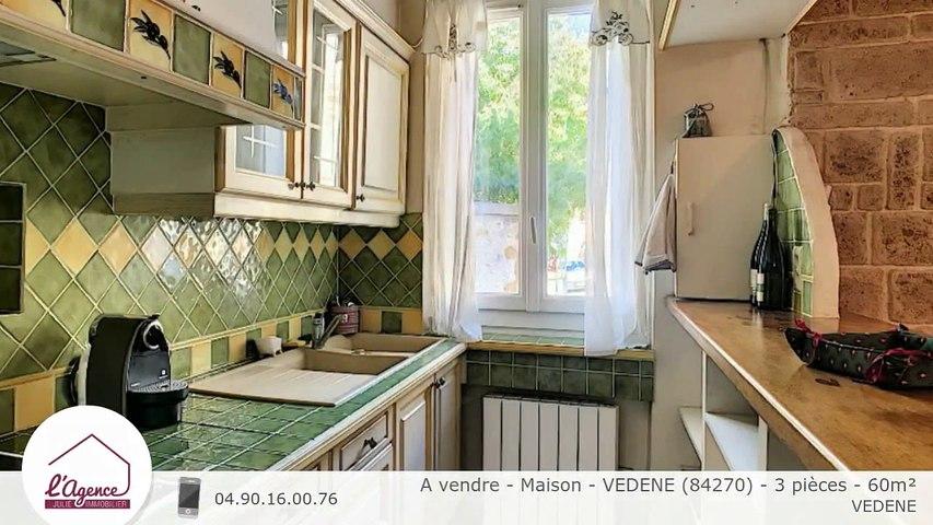 A vendre - Maison - VEDENE (84270) - 3 pièces - 60m²