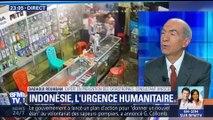 Indonésie: le bilan provisoire du séisme et du tsunami monte à 384 morts (2/2)