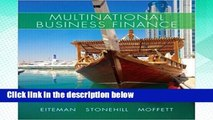 [P.D.F] Multinational Business Finance (Pearson Series in Finance) by David K. Eiteman