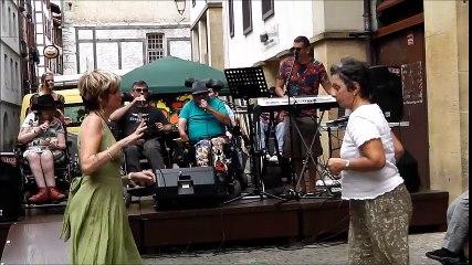 Reprise de la chanson Hegoak par le groupe handi-valide NOSTAR