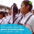 ConectaRSE para Crecer es un programa realizado por Telefónica del Perú que identifica y premia las iniciativas rurales que están generando gran impacto en sus