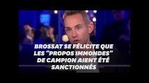 """Ian Brossat se félicite que les propos """"immondes"""" de Marcel Campion aient été sanctionnés"""