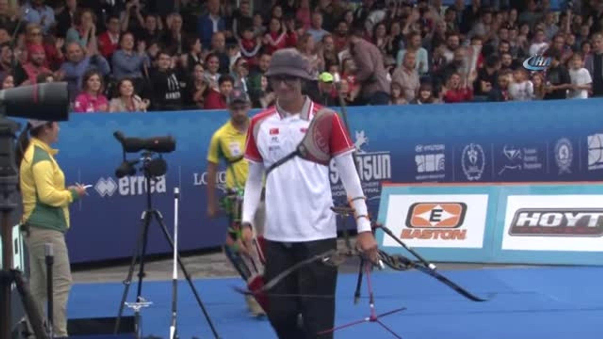 Mete ve Yasemin'den Dünya Kupası Finali'nde Gümüş Madalya