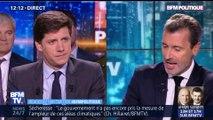 """""""On ne va pas limiter la pauvreté en limitant les richesses"""", Julien Denormandie"""