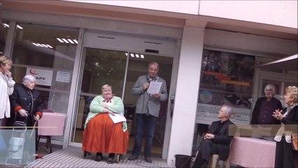 APF PAYS BASQUE - Inauguration du nouveau siège – Discours de Daniel BANCON