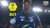 But Nuno DA COSTA (13ème) / RC Strasbourg Alsace - Dijon FCO - (3-0) - (RCSA-DFCO) / 2018-19