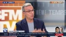"""""""Quand on regarde ce que je fais depuis 20 ans c'est en cohérence avec le poste de consul général de France"""" déclare Philippe Besson"""