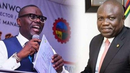 Jide Sanwo-Olu Was Arrested In America For Spending Fake dollars - Akinwunmi Ambode