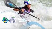 2018 ICF Canoe Slalom World Championships Rio Brazil / Extreme