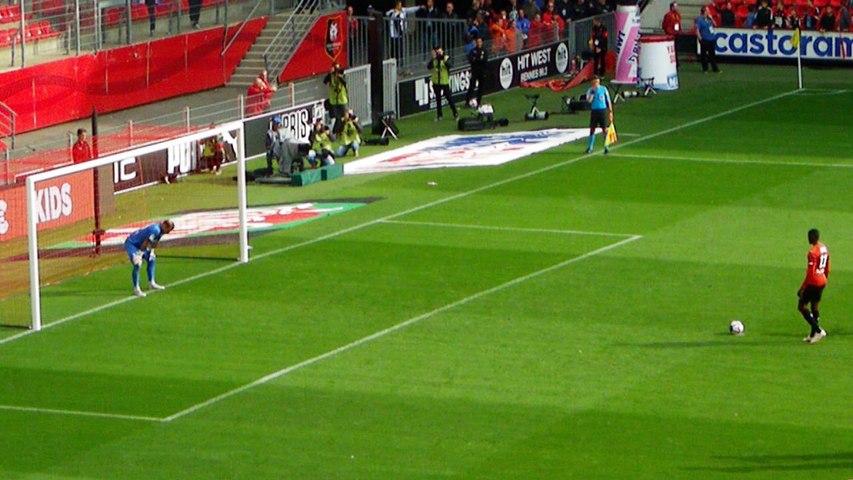 30/09/18 : SRFC-TFC : penalty M'Baye Niang (70')