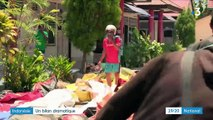 Tsunami en Indonésie : le bilan est dramatique
