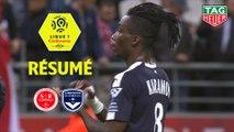 Stade de Reims - Girondins de Bordeaux (0-0)  - Résumé - (REIMS-GdB) / 2018-19