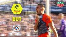But Andy DELORT (45ème +6 pen) / Montpellier Hérault SC - Nîmes Olympique - (3-0) - (MHSC-NIMES) / 2018-19
