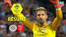 Montpellier Hérault SC - Nîmes Olympique (3-0)  - Résumé - (MHSC-NIMES) / 2018-19