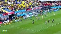 Club América vs Chivas Guadalajara 1-1 Resumen Goles