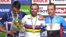 Championnats du Monde - Bardet coiffé au poteau par Valverde