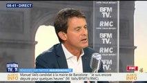 """Mission parlementaire sur la Nouvelle-Calédonie: """"J'ai présidé toutes les missions, je suis allé en Nouvelle-Calédonie"""", explique Manuel Valls"""