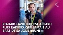 PHOTOS. Renaud Lavillenie rayonnant et chic pour son mariage avec Anaïs Poumarat