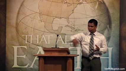 Women Piping up during Preaching (Pastor Roger Jimenez   VBC Sacramento, CA)