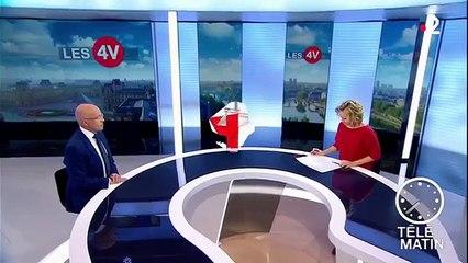 Eric Ciotti invité des 4 vérités - France 2