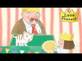 I'm Going to Win the Rosette! |  Cartoons For Kids  | Little Princess