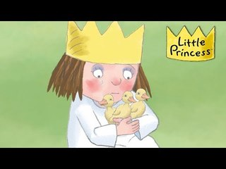 I WANT MY DUCK! |  Cartoons For Kids  | Little Princess